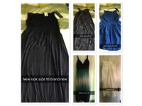 Clothes bundle . Tops and dresses