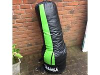 York Fitness Uppercut Punch Bag - excellent condition