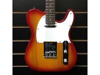 Stretton Payne TE Telecaster Sunburst Electric Guitar