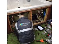 Five Star Hot Tub Full Service Package