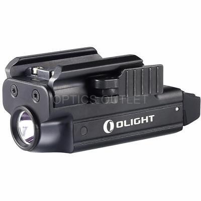 Olight Pl Mini Valkyrie 400 Lumen Led Magnetic Usb Rechargeable Pistol Light