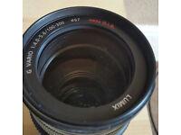 Panasonic Lumix Lens 100-300 f4-5.6