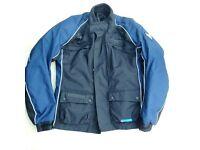 Motorcycle Jacket size M.