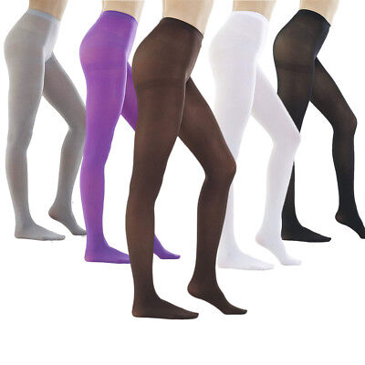 1 Pack Women's Winter Warm Sexy Opaque Pantyhose Stretch Long Stockings Tights
