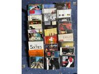 Various CDs Beatles, Nirvana, Rolling Stones, Blondie
