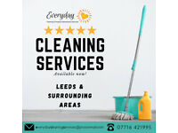 Cleaners AVAILABLE NOW! Leeds & Surrounding areas. Cheap and reliable, get in touch now!