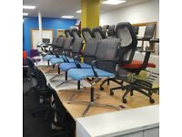 Used Office Furniture Specialists - Visit our New Warrington Showroom WA4 1AY