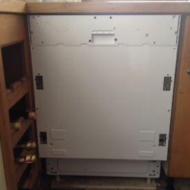 Integrated Dishwasher Lamona