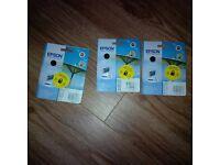 Brand newbundles of Epson, Cannon & Picture Expert cartridges