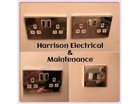 Fully qualified electrician, part P, / handyman.