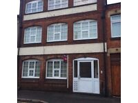 IMMACULATE & SPACIOUS FIRST FLOOR 1 BED FLAT TO LET ON CAVENDISH ROAD LE2 7PL UNFURNISHED £500 PCM