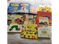 Collection of young children's books