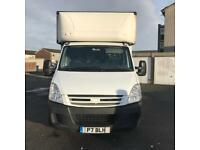 Iveco daily 2008 3.0hpi Curtain side 180BHP