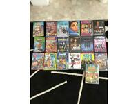 DVDsx 19 assorted dvds