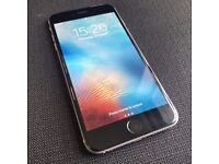 iPhone 6 Space Grey Voda Lebara Sainsbury Good Condition and Working Order Can Deliver