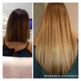 Russian Hair Extensions Kent
