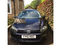 Volkswagen Golf 1.6 S TDI 5dr with FREE WINTER TYRES - NEW REDUCED PRICE!!!!
