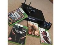 Xbox 360 (120GB HDD) 4 Games, 2 Remotes, 1 Wireless Network Adapter