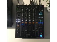Pioneer DJM-900 Nexus 2 (DJM-900NXS2 4-channel digital pro-DJ mixer) MINT CONDITION!