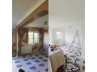 Saving time ?Quality? That s me.Free estimate from your friendly and good plasterer,tailer