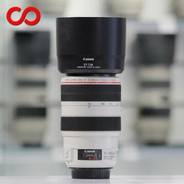 Canon 70-300mm 4.0-5.6 L IS USM EF (9290) 70-300