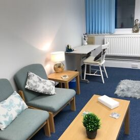 Therapy room in cheadle hulme available for counsellors and all talking therapies