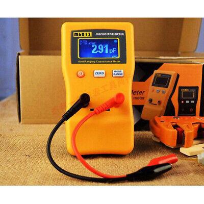 Digital Capacitor Meter Capacitance Resistance Capacitor Circuit Testerm6013