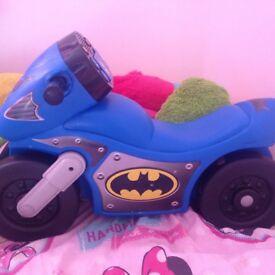 Batman ride on