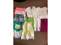 Bundle of Summer clothes Ages 4 and 4-5 years