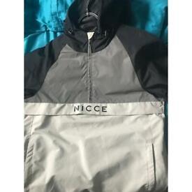 Nicce reflective jacket medium men's