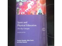 Sports and Physical Education Timothy Chandler, Mike Cronin and Wray Vamplew