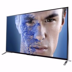 Boxed as New Amazing 3D Sony 65 inch Smart TV, Absolutely Perfect Condition, Smart Remote, Aluminium