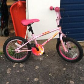 """Apollo Roxy child's bike 16"""". Good condition"""