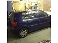 Blue 5 Door hatch back , Good runner & very economical. £30 tax per year. MOT until July 2017.
