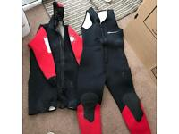 Wet suit / uni suit