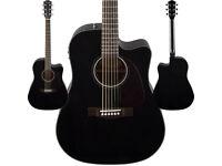 Fender CD140SCE Electro Acoustic Guitar
