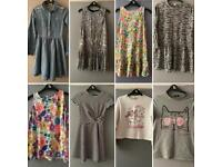 Girls clothes in amazing condition mostly 13-14 years one 11-12 year and one 12 years