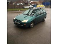 Ford Focus estate very low millage