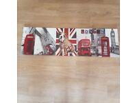 Proudly British canvas