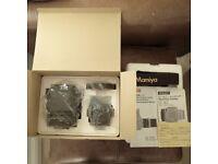 Mamiya RZ 67 Pro II Pack (Z 110mm 2.8 W w/hood, HA703 film holder, WLF, strap, body cap and box)
