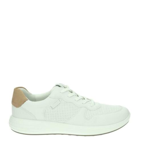 Ecco Soft 7 Runner lage sneakers wit