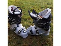 Ski boots size 4/5 worn once, perfect condition
