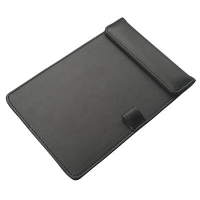 A6 Clipboard Folder Conference Leather Pad Writing Paper Organiser Portfolio