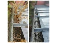 Gutter cleaning service from £29