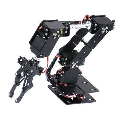 High Quality 6dof Mechanical Robot Arm Claw For Robotics  Diy Kit