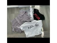 Girls clothing age 9-10yrs
