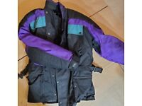 Spada Cordura Textile Motorcycle Jacket Large
