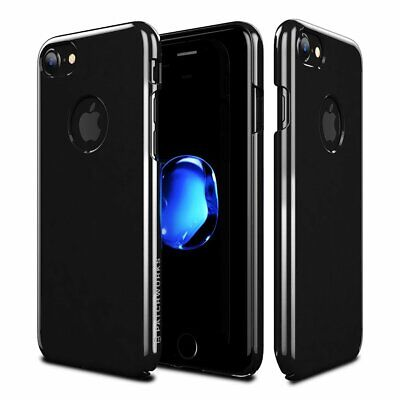 Patchworks PURE SKIN Slim Luxury Protect Case for iPhone 7 / 8 Jet Black