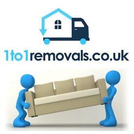 Removals / man and van Middleton,Haywood,chaderton,prestwich,Radcliffe,blackley,moston,failsworth.