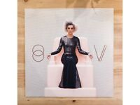 "St. Vincent Self-Titled 12"" Vinyl LP 2015 Reissue Loma Vista Records"